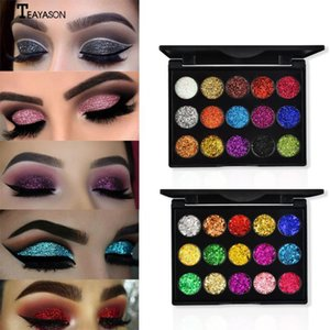 15-color diamond sequin eyeshadow glitter glitter Eyeshadow eye shadow stage performance sequins