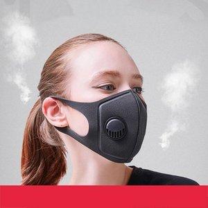 Bükülebilir ve Gerçekçi Kadın Face Valve ile 2 Karbon Filtre Able Maskeler Yıkanabilir Maske B37w V9mg