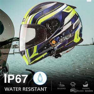 Moto Intercom Bt-s2 Bluetooth 1000m Waterproof Motorbike Rádio Capacete Original Pro Wireless Headset Capacete Fm Motorcycle Intercomunic yxlwK