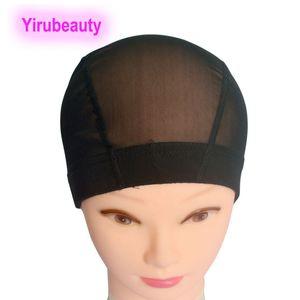 parrucca accessori parrucca rete di capelli protezione netta all'ingrosso di alta parrucca elastica rete da fondo copricapo accessori speciali 10pieces / lot