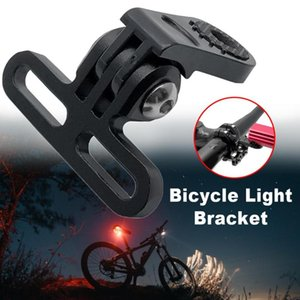 2020 New Hot Bicycle Holder Adapter Aluminum Sport Camera Light Lamp Rack Digital Cameras Adapter Bike Handlebar Mount Holder2