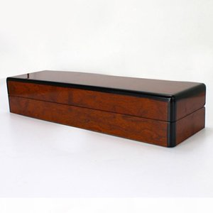 Without LOGO Fashion Wood Box Gift Packaging Wooden Watches Box for Wristwatch Jewellery Storage Case