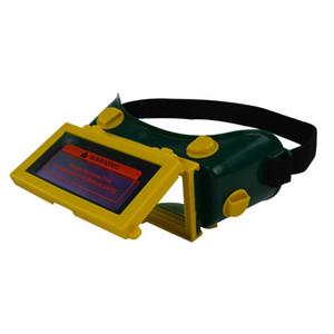 Solar Auto Escurecimento Welding Goggle, Segurança de protecção de soldadura Óculos Máscara Capacete, Olhos Óculos Máscara Anti-Flog Anti-Brilho Goggles