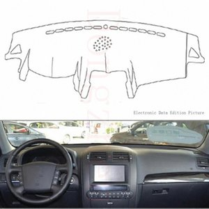 Dongzhen Fit For Kia Borrego 2008-2014 Car Dashboard Cover Avoid Light Pad Instrument Platform Dash Board Cover Car Styling SVlB#