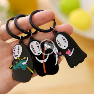Hayao Miaki Anime Series Faless Männliche Karikatur-Puppe Ornamente Variety Faless Japan-Männer Keychain Anhänger