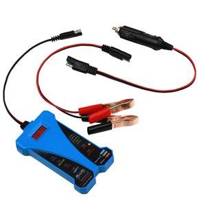 4-20V batteria Tester di carico VOLTMETER ricarica Analyzer for Motorcycle ATV