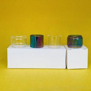 OBS CUBE 80W KIT Normale Birne Blase Klarer Regenbogenglas Röhre Ersatz 1PC / Box 3pcs / Box 10pcs / Box Retail Package