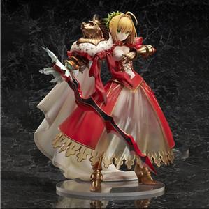 Fate Sabre Nero Claudio terza ascensione Action Figures PVC Anime Ragazza di modello sexy Figure da collezione regalo