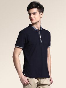 Summer quick drying T-shirt short sleeve men's Polo Shirt--2018053623