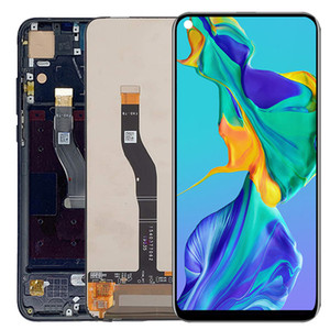 For Huawei Honor View 20 LCD Display Touch Screen Digitizer Assembly For Honor V20 LCD Display Repair For Huawei Nova 4 PCT-AL10 PCT-TL10 PC