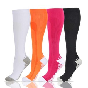 Compression socks Brothock Compression Stockings Explosive Sport Soccer Socks Non-slip Outdoor Cycling