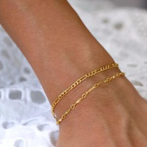 Bracciale Bracciale collana Savi semplice tutto-fiammifero girocollo celebrità online dei MiyeW donne alla moda ins temperamento