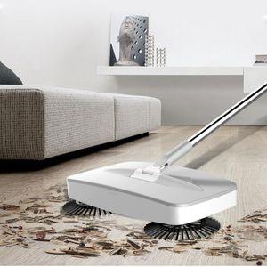 Sweeping artifact hand push sweeper broom set Household shovel mopping floor integrated robot broom