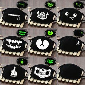 JWmhP 3D sem emenda Bandanas Magia Neck Buffs Motorcycle Cycling face Skull Scarf Impresso Halloween Mask A Fa Headband Caminhadas Skull Scarf # 814