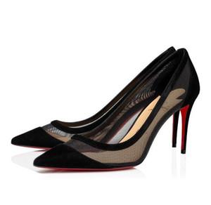 Sexy Lady High Heels Galativi Strass Red Bottom Pump Wedding Party Dress Black Nude Women Wedding Dress Shoes Super Quality EU35-43