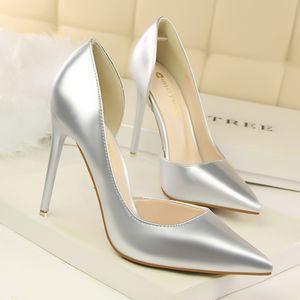 Summer High Heels Sandal For Women 12 Colors Sandales Femmes été Nouveau 2021 Dropshipping Wedding Shoes