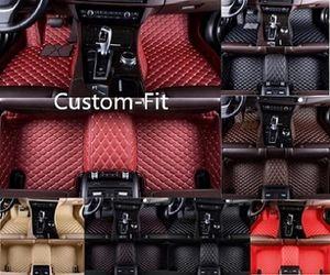 tapete FIT PARA Infiniti G37 JX35 Q50 Q60 Q70L QX30 QX50 QX56 QX60 QX70 QX80-Veloster Car