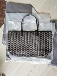 Big 55cm große und mittlere Set gyBags Mode Frauen Dame Frankreich Paris-Art brandhandbag Einkaufstasche toten