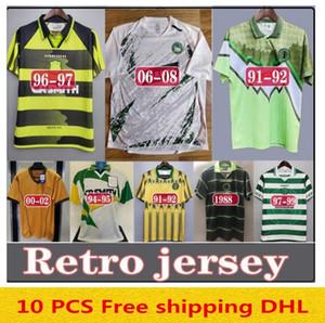 2006 2008 Celtic Retro Futbol Formaları 1991 1992 1998 1999 Futbol Gömlekleri Larsson Klasik Bağbozumu Sutton 1995 1997 Celtic Futbol Kitleri Üst