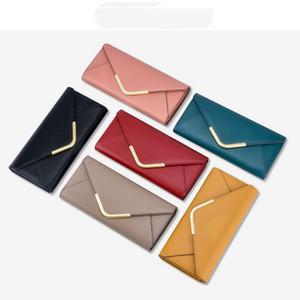 New long women designer zero wallets lady fashion casual clutchs female card purses no226