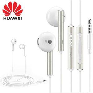Оригинальный Huawei AM116 Наушники Honeor AM115 с микрофоном Громкость динамика управления металлической гарнитуры для P7 P8 P9 P10 Plus Honor 5X Mate