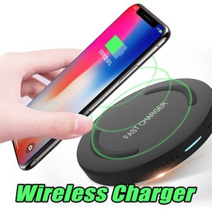 Hight Quality UG110 Wireless Charger 5W for iPhone 8 Plus iPhone X Samsung Note 10 Plus with Retail Package