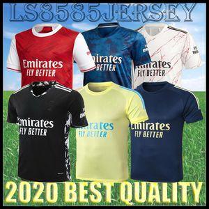20 21 Gunners ev Futbol forması 2020 ARSEN PEPE NICOLAS CEBALLOS HENRY GUENDOUZI SOKRATIS MAITLAND-NILES TIERNEY Futbol gömlek Üniformalar
