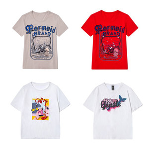 womens Designers T Shirts Black White Red womens Luxury Designers T Shirts Top Short Sleeve 12 colors S-3xl