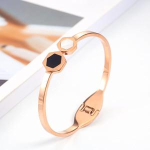 MWM stainless steel bracelets fashion bangle for women metal luxury minimalist accessories high quality jewelry