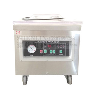 Vacuum sealing machine DZ400T table style portable packaging machine vacuum sealer 0.1Mpa automatic sealer SHENLIN