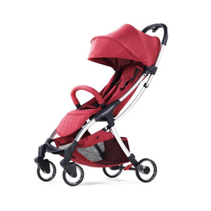 Baby Stroller Four-wheel Lightweight Stroller poussette cochesitos de carrito portable foldable baby car wholesale new