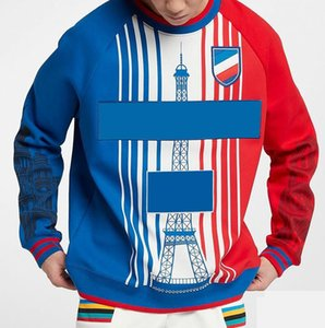 Newest Mens Design Hoodies with Famous Towel Print Autumn Winter Men Sweatshirt Fashion Pullover Streetwear with Multi-Color Print S-3XL