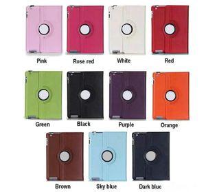 Para el caso de Ipad Pro 9 0,7 10 0,5 2,017 Aire 2 3 4 5 6 magnética 360 cuero giratorio de la cubierta elegante del soporte para mini 2 3 4 Galaxy Tab 0.1 a 10 T580 OM-Q
