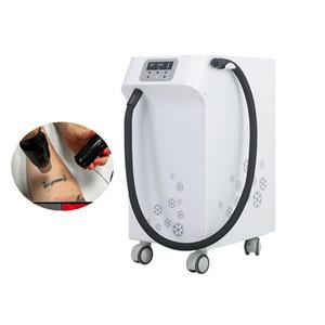 Yeni Kriyo Hava Soğutma Cilt Soğutucu Makinesi Lazer Soğutucu Zimmer Soğutma Makinesi Zimmer Cryo Chiller Ağrıyı Küçült