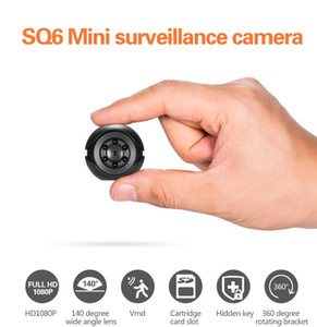 1080P Mini Sensor Night Vision Motion Detection Surveillance Camera USB Connection Supports TF Card Car DVR Video Camera