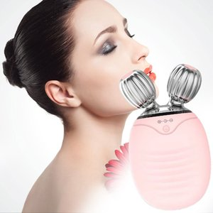 Silicone Cleansing Instrument Electric Massage Wash Brush Usb Rechargeable Multi-Function Waterproof Beauty EquipmentRabin