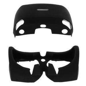 Soft VR Headset Anti-Rutsch-Silikon-Gummi-Abdeckung Schutzhülle Eye Shield Schutzhülle für PlayStation PS4 VR-Controller