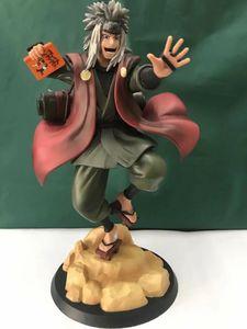 Naruto Anime Jiraiya Cartoon Figure 20cm