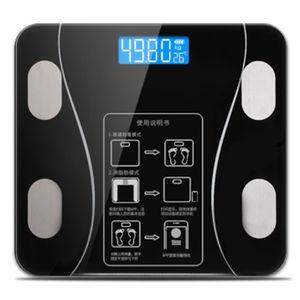 Corpo Escalas Loss Escala eletrônica disse Small Household Feminino corpo dieta de precisão balanças de medição