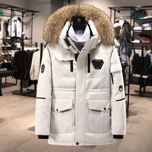 Yeni 2020 kış düz renk ütü istemeyen işleme modaya kentsel kapüşonlu standı yaka ceket