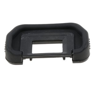 EB Rubber Eye Cup Eyecup Eyepiece Viewfinder for Canon EOS 50D 60D 70D 5D 6D2 5D Camera - Black