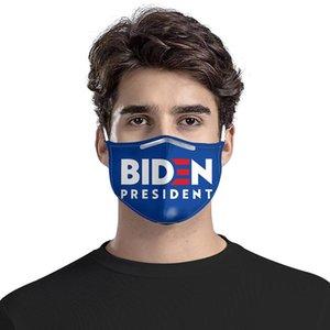 Biden Trump Yüz Maskesi 2020 Amerikan Seçim Maskesi Cycling toz geçirmez Yeniden Yıkanabilir Maskeler Malzemeleri