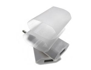100pcs OEM Quality 5V 1A 5W US EU AU Plug adaptor USB AC Power Charger Wall Adapter A1385 A1400 With retail box new