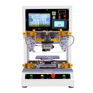 LY-9011 grand plateau de 16 pouces machine réparation câble flex portable pad mobile universel impulsion presse à chaud