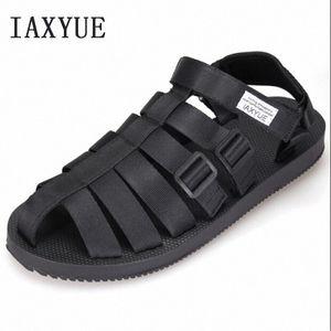 Ancient Roman Sandals Men Beach Shoes Baotou Cool Male Han Edition Leisure Shoes The New 2018 Summer Size 36 44 Sandals For Girls Chac OUVL#