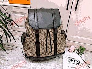 Gucci bag bolsos de moda del todo-fósforo 2020 Nueva moda de gran capacidad mochila, bolsas de viaje de cuero unisex calientes de la venta bolsas
