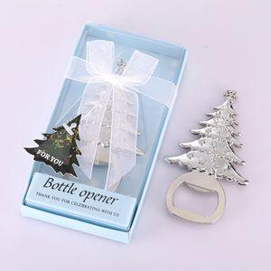 Series Beer Bottle Snowman Snowflake Bell Deer Head Opener Merry Christmas Party Decoration Favors Gifts HH9-2665 MEHL