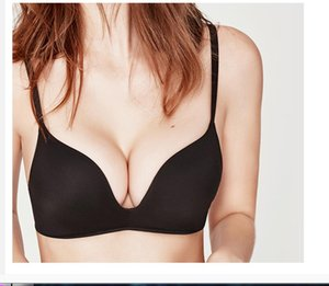 Soft Seamless Bra Women A B Cup Push Up Underwear Women's Wireless Bras Small Bust 6 Colors Female Adjustable Brassiere
