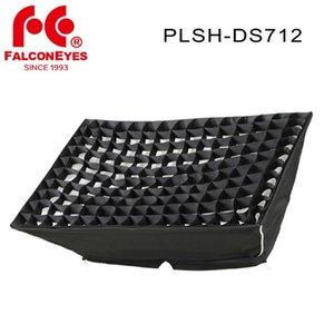 Falcon Soft Eyes Boîte PLSH-DS712 Pliable Honey Comb Softbox pour DS712 RGB LED d'éclairage photographique souple Lumière