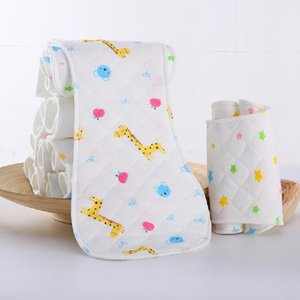 4 Pcs Set Washable Baby Nappies Cute Print Star Deer Inserts For Baby Cloth Diaper Nappies Reusable Cloth Diaper High Quality